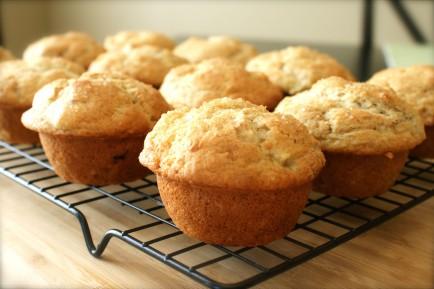 Muffins extra Moelleux à la banane