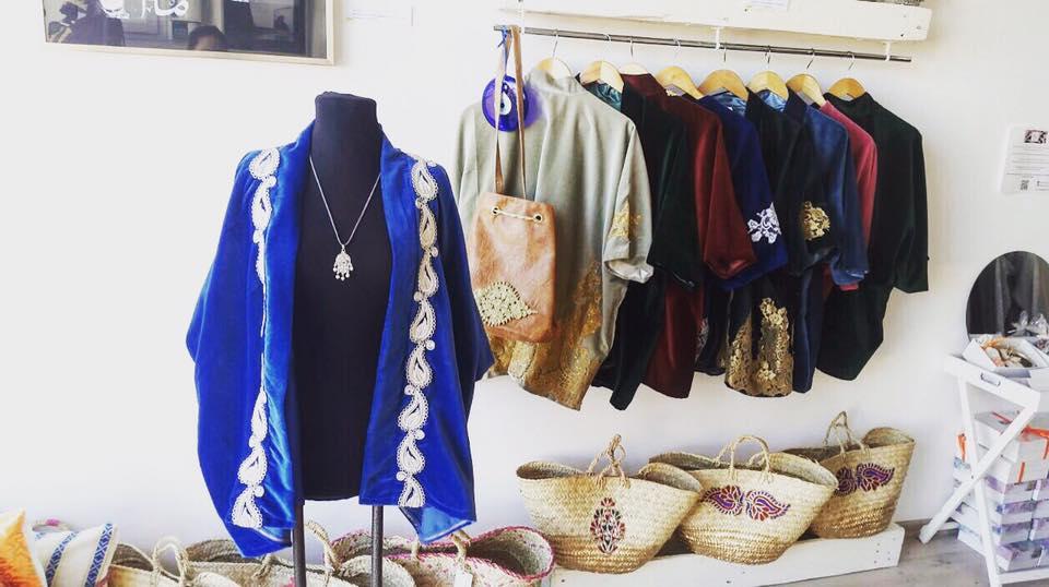 PB TRIBU | Le patrimoine vestimentaire à l'honneur chez Raji Collection