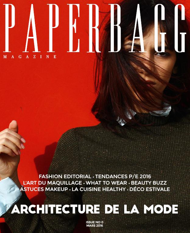 PAPERBAGG Magazine N°0 (Prototype)