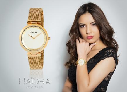 Haïdra Des montres à l'heure algérienne collection femme (2)