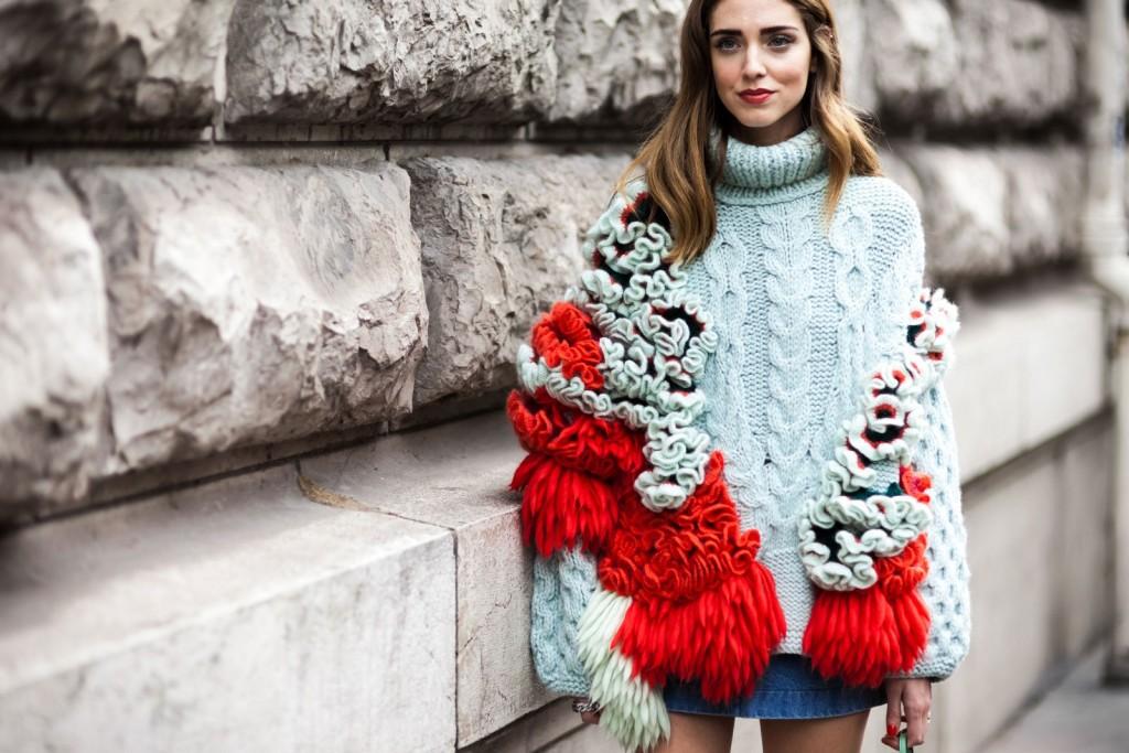 Les dressings passent à l'heure d'hiver   Knitwear façon casual chic