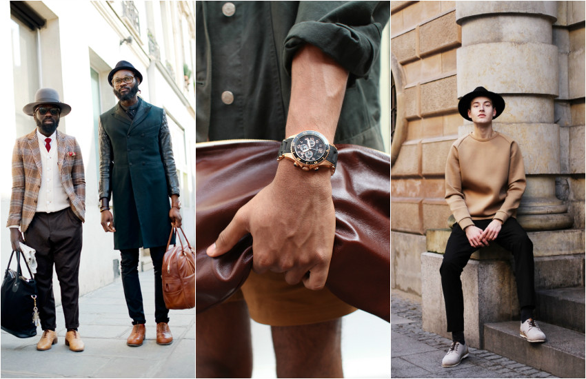 men trends 2017 accessories
