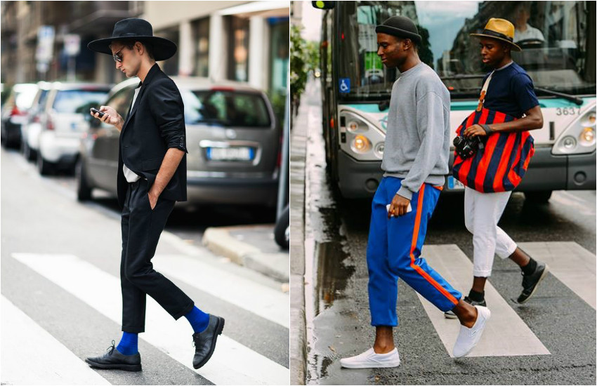men trends 2017 cropped pants
