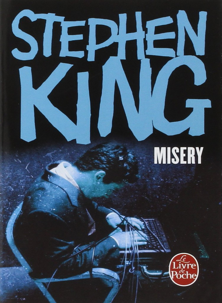 1 mois 3 livres  Stephen King ou la plume traumatique misery