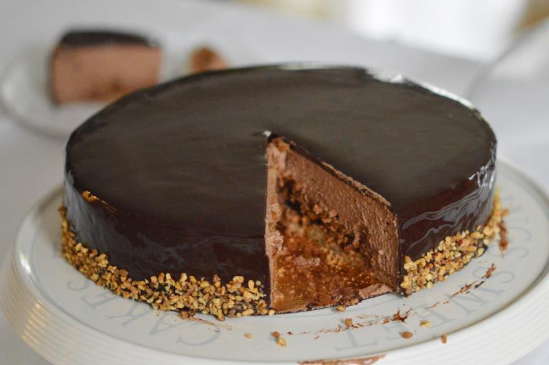 5 astuces décoration pour vos gâteaux Glaçage au chocolat