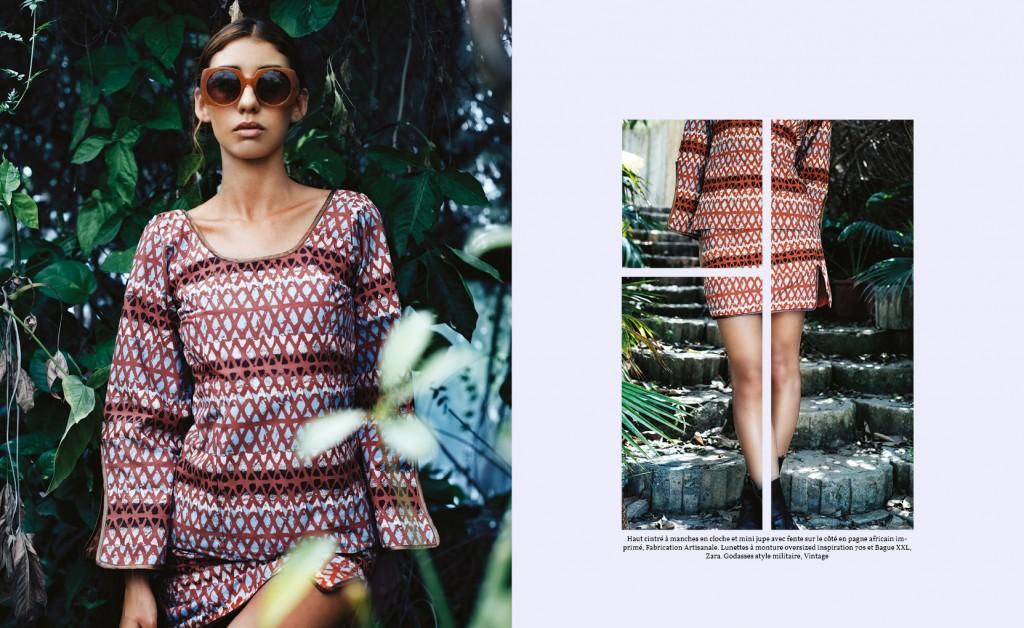 PAPERBAGG Magazine Fashion Editorial Tropic Girls (3)