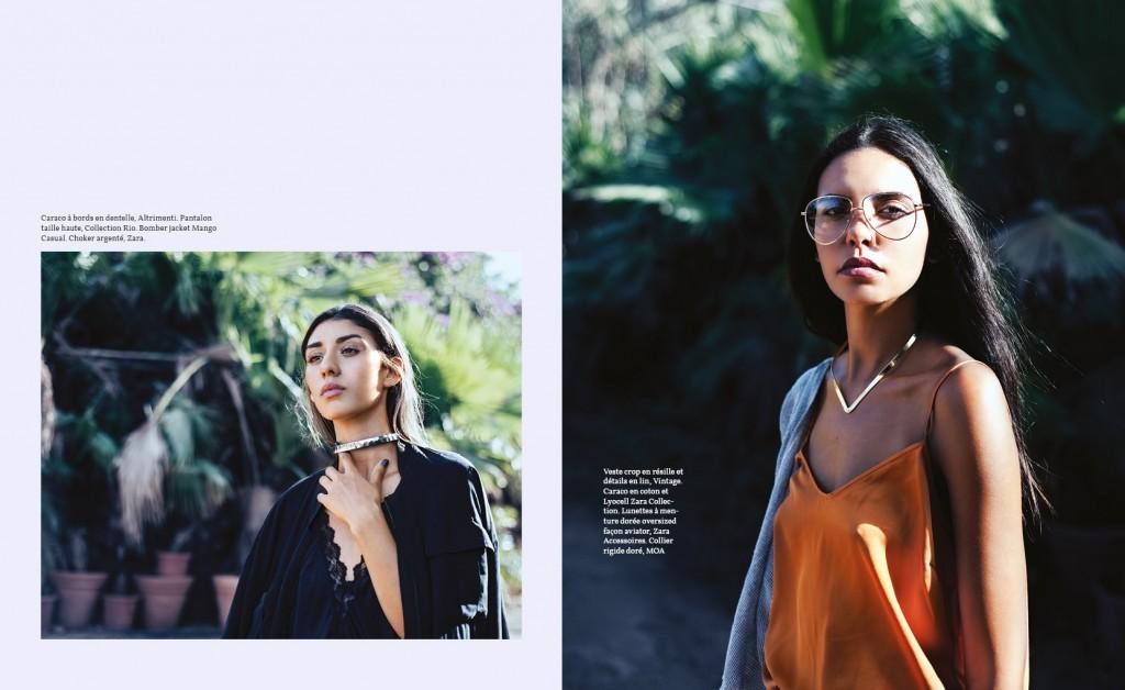 PAPERBAGG Magazine Fashion Editorial Tropic Girls (4)