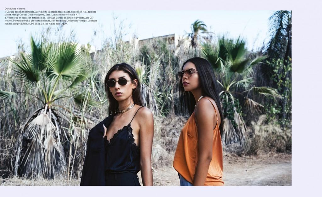 PAPERBAGG Magazine Fashion Editorial Tropic Girls (5)
