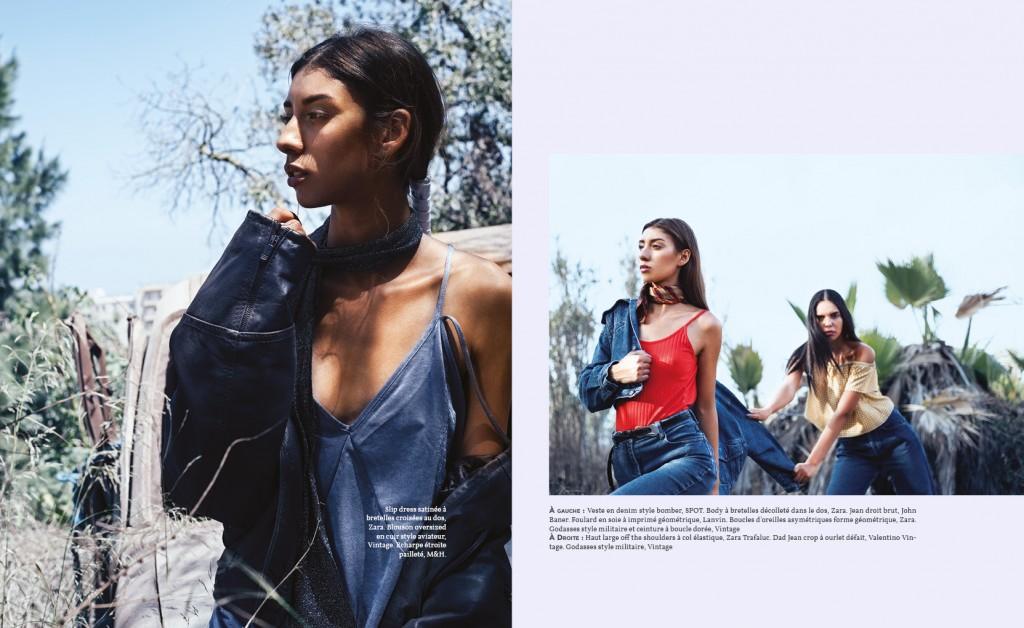 PAPERBAGG Magazine Fashion Editorial Tropic Girls (6)