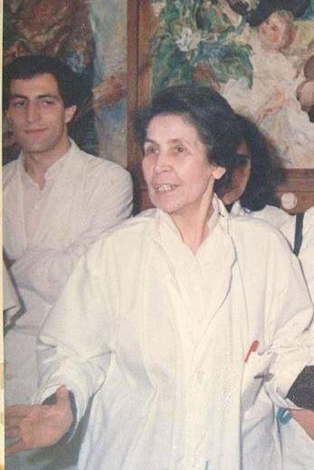 8 Mars Journée internationale des droits des femmes Nafissa Hamoud