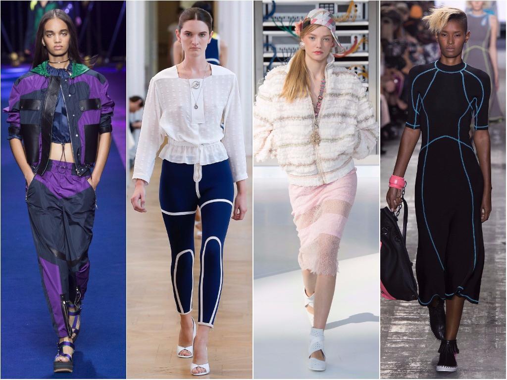 Tendances Ce que le printempsété 2017 nous réserve sportswear
