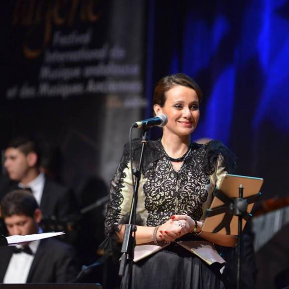 Lila Borsali Concert caritatif