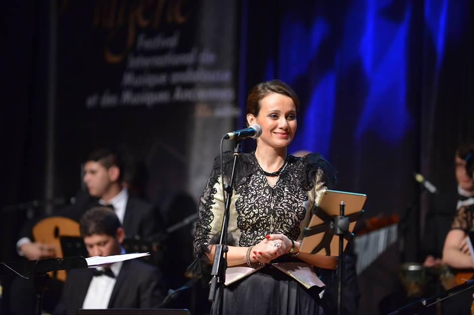 Lila Borsali | Concert caritatif à l'Opéra d'Alger