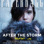 PAPERBAGG MAGAZINE N°3 AFTER THE STORM COVER LAMIS