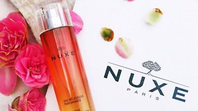 On a testé pour vous, L'Eau Délicieuse Parfumante de NUXE