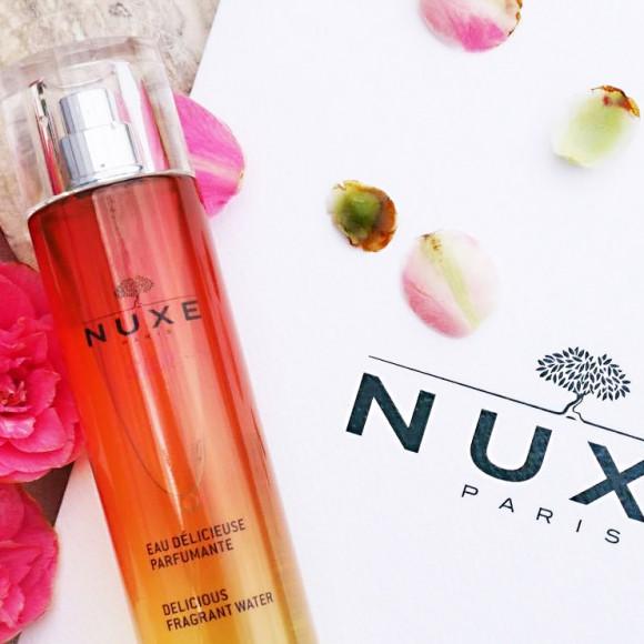 On a testé pour vous, L'Eau Délicieuse Parfumante de NUXE cover 1