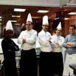 Dans la cuisine du Ciel d'Oran Rencontre avec le Chef Farouk