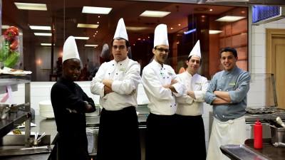 Dans la cuisine du Ciel d'Oran | Rencontre avec le Chef Farouk