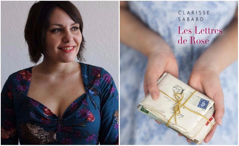 Coup de cœur littéraire : Les lettres de Rose, Clarisse Sabard