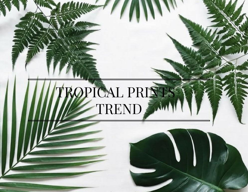 Tropical Prints رحلة إلى كوبا من الموضة