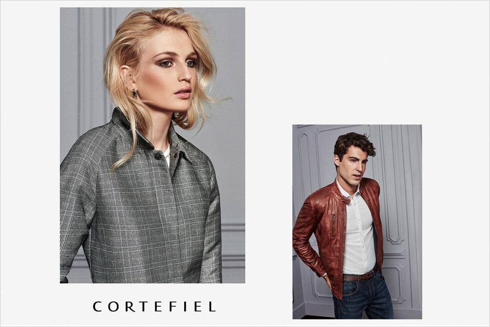 Ouverture de la première boutique Cortefiel à Alger