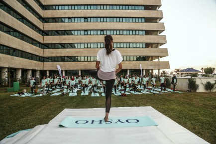 Oysho Yoga Algeria
