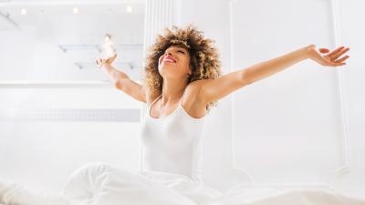 Zen attitude au réveil!