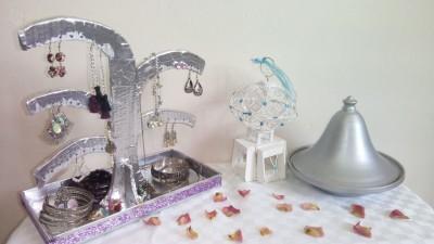 DIY | Présentoir à bijoux à petit prix