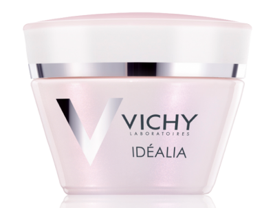 La crème de la crème pour ma peau Vichy Idealia, crème de lumière lissante