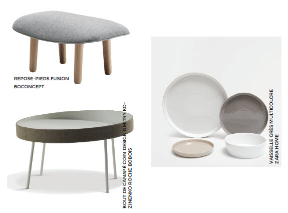 Les tendances déco du moment minimaliste