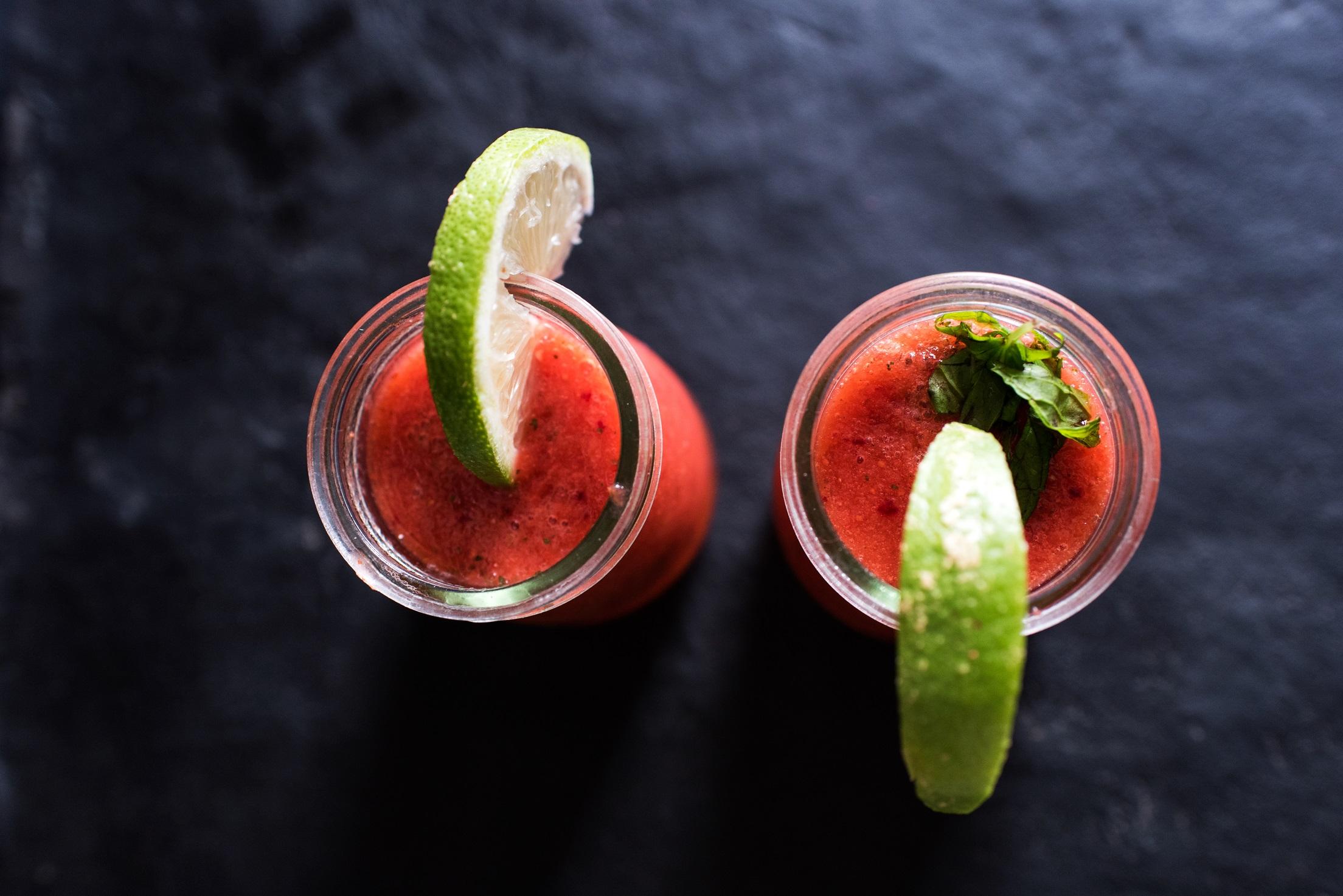 Fresh Drink | Mojito à la Fraise