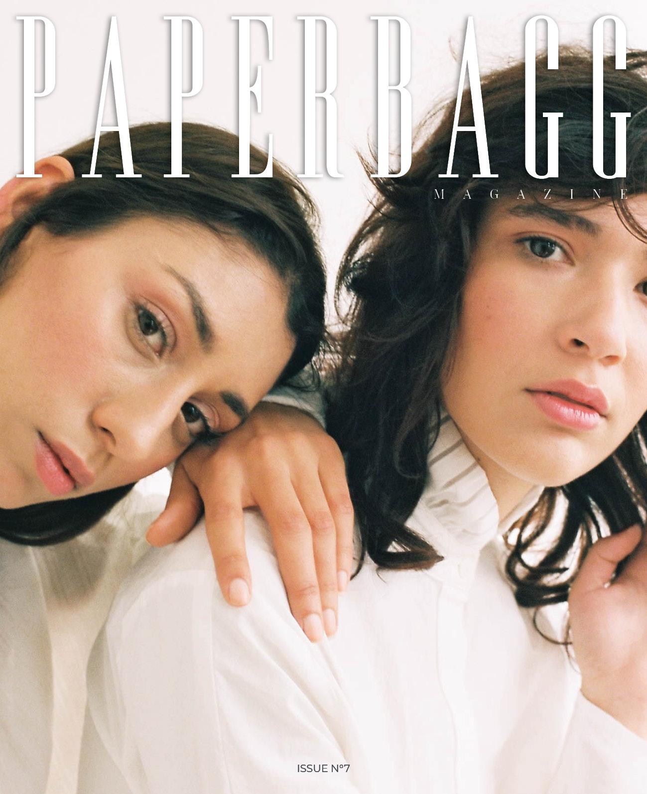 PAPERBAGG Magazine N°7 | Algerian Talent Show
