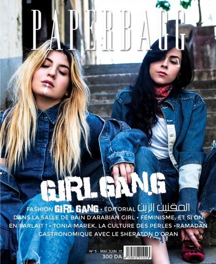 PAPERBAGG Magazine N°5, Mai Juin 2017