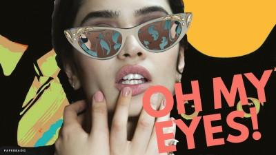 Oh my eyes | Lunettes de la saison
