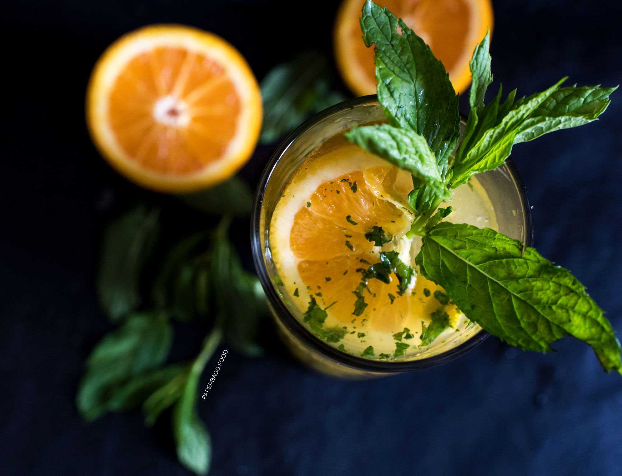 Fresh Drink | Mojito à L'Orange