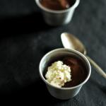 Petits Pots de Crèmes au Chocolat