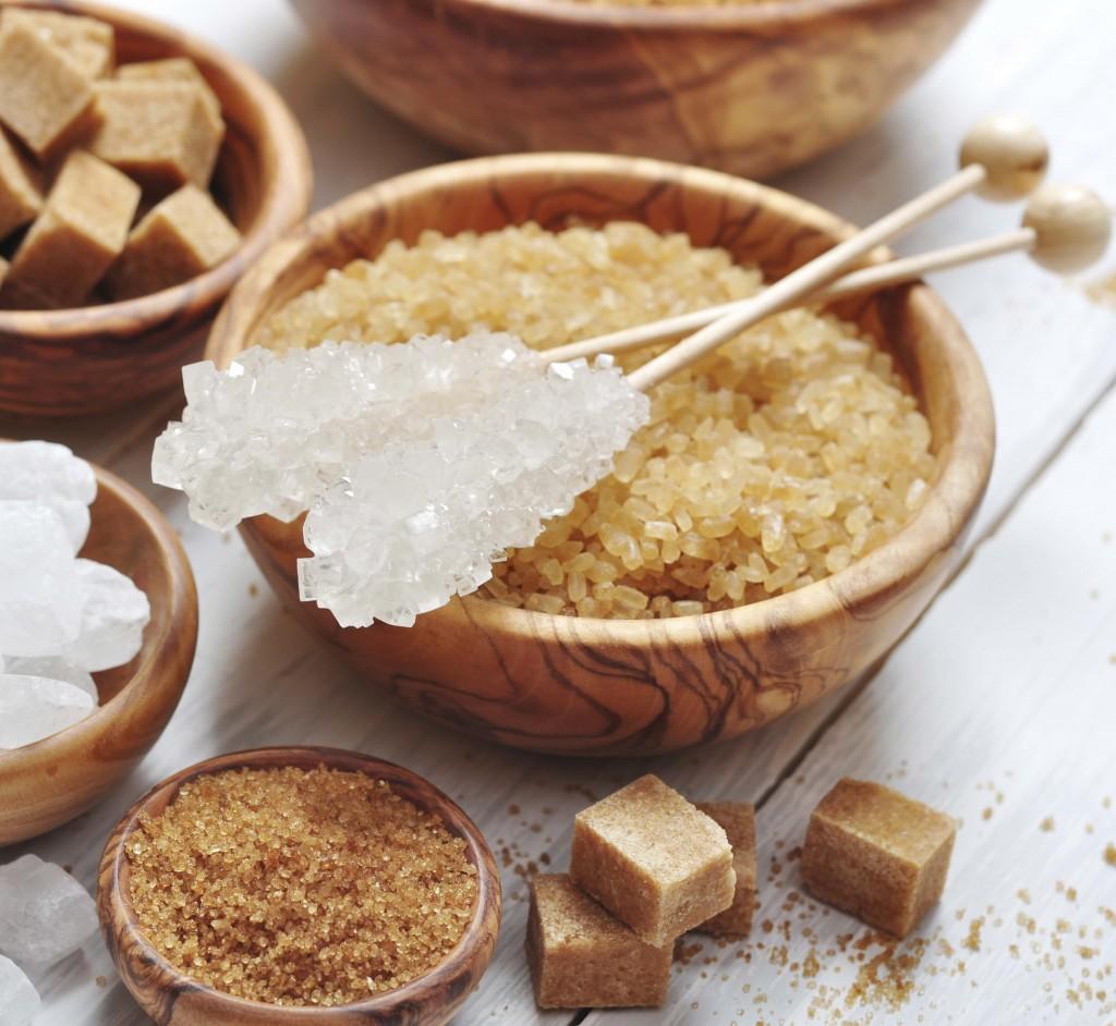 Nos5 gommages corporelshomemade sucre