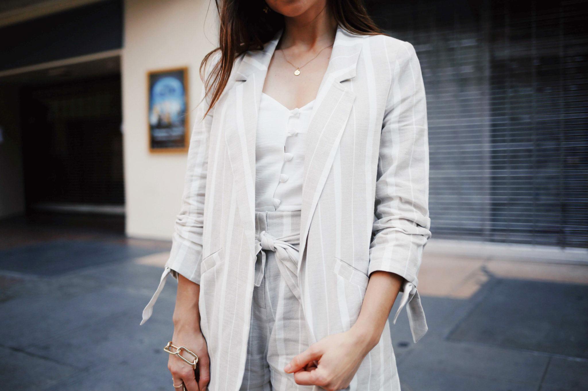 Summer Trend | Le lin