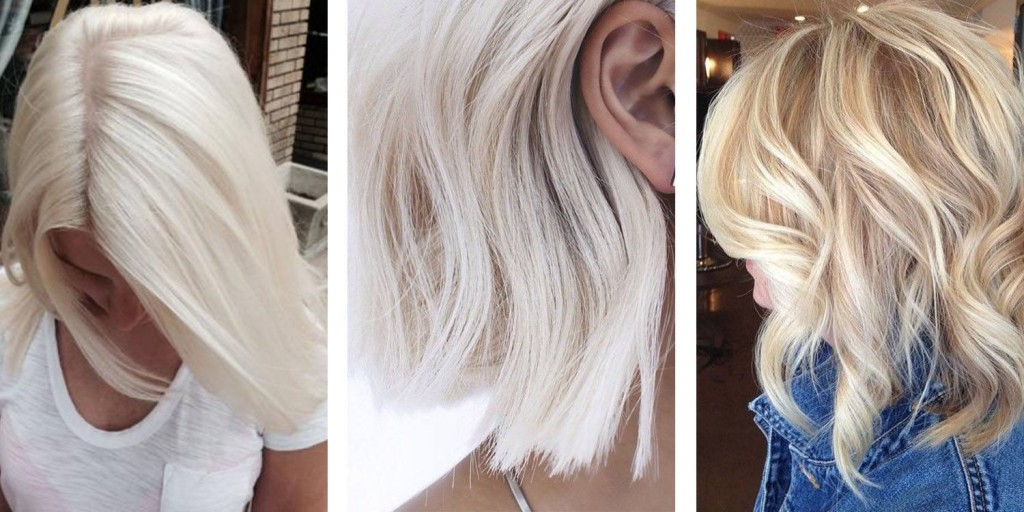 Transition capillaire Je passe au blond shades