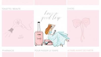 Voyage, La check-liste à toute épreuve !