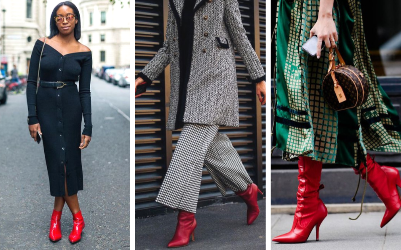 Red Boots Must have de l'hiver (3)