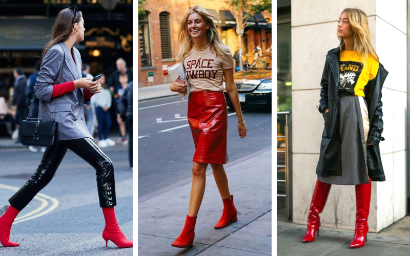 Red Boots Must have de l'hiver (4)