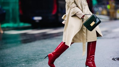 Red Boots, Must have de l'hiver