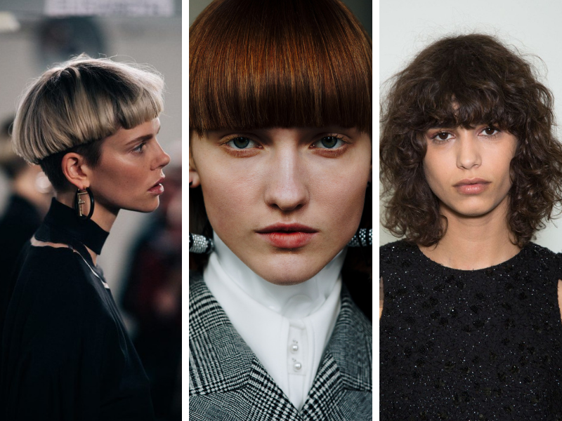 3 Hairstyles à adopter sans attendre franges