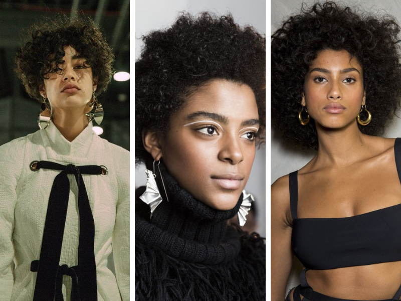 3 Hairstyles à adopter sans attendre natural hair