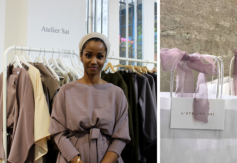 Zarafet Galleries, Le rendez-vous modest fashion parisien à ne pas rater L'Atelier Sai