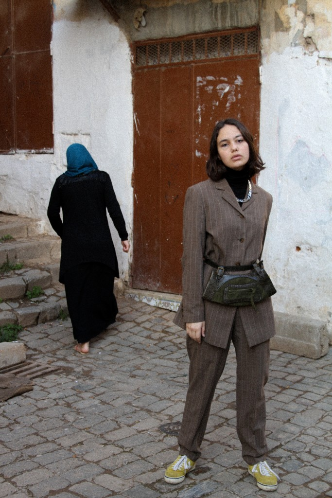 PAPERBAGG MAGAZINE SofianeXHannah (1)