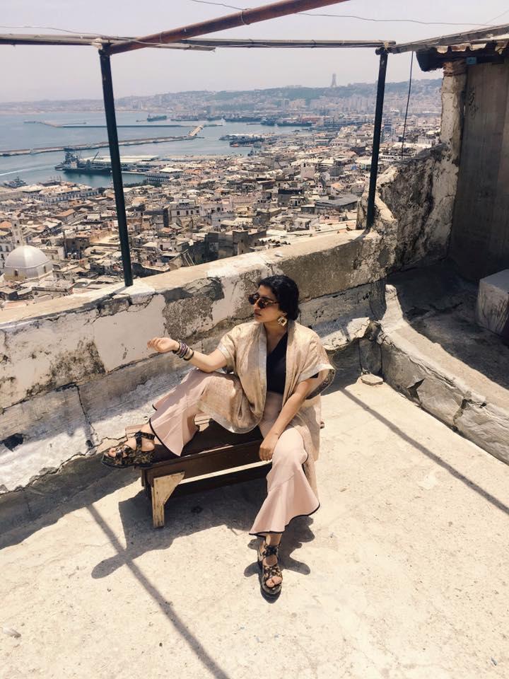 That talent show, Ladies first | Neila Romeyssa