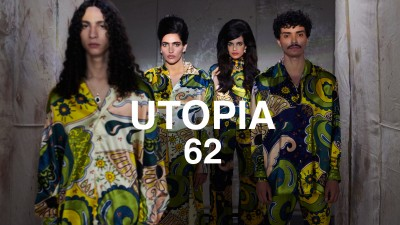 UTOPIA 62: La dernière collection du label Atlal From Galbi