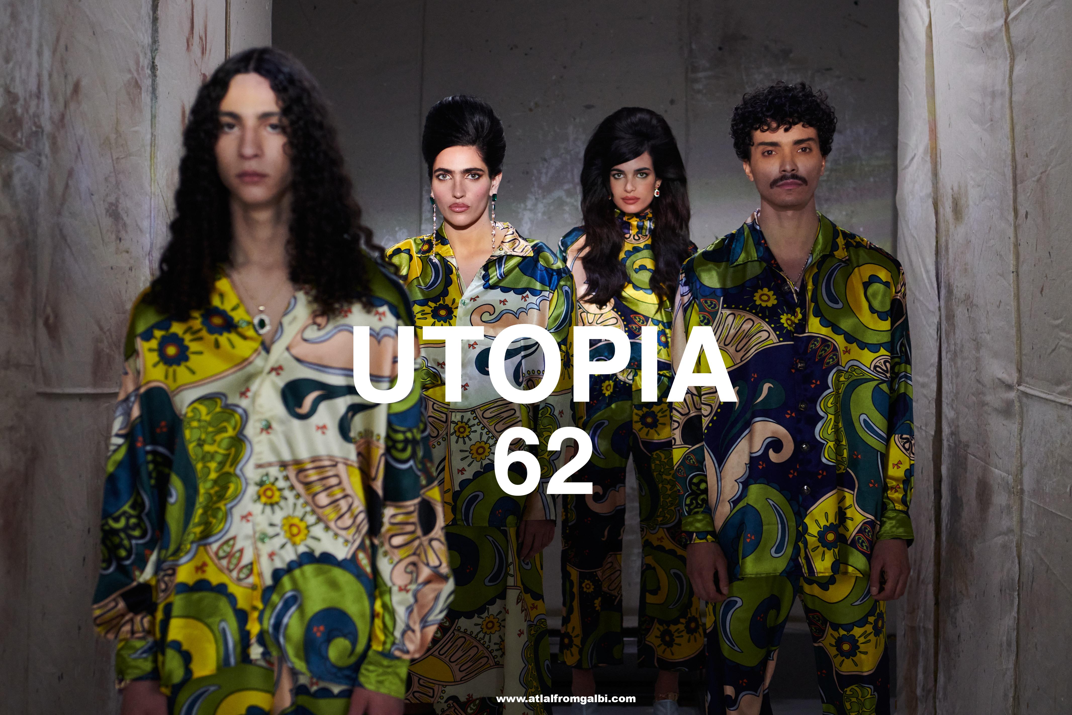 UTOPIA 62: La dernière collection du label Atlal From Galbi